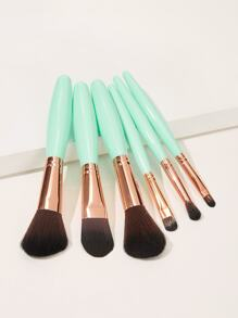 Soft Makeup Brush 6pack
