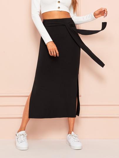 f5a8592de4f450 Jupes | Jupe longue, jupe courte, jupe en jean | SHEIN