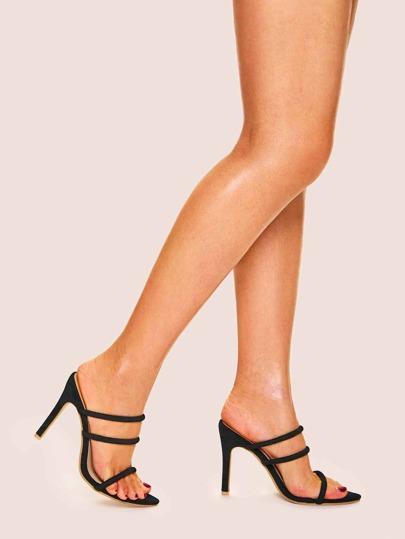 9882c8048b3 Heels, High Heels & Kitten Heels | SHEIN IN