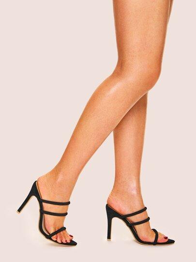 61e95091334 Heels, High Heels & Kitten Heels | SHEIN IN