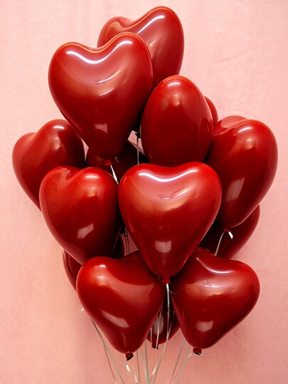 Heart Balloon 10pcs