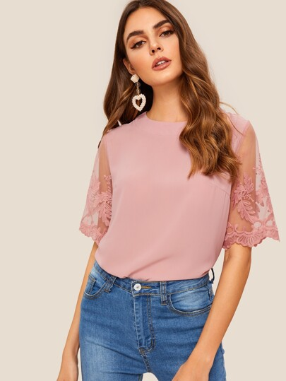 23410d237b Women's Blouses, Shirts & Dressy Tops | SHEIN