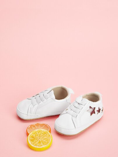 Baby Star Pattern Sneakers