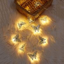 Image of 10pcs Butterfly Bulb String Light
