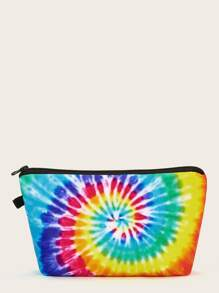 Tie Dye Makeup Bag