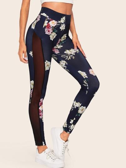 4287b9f6f0 Leggings, Shop Leggings Online | SHEIN IN