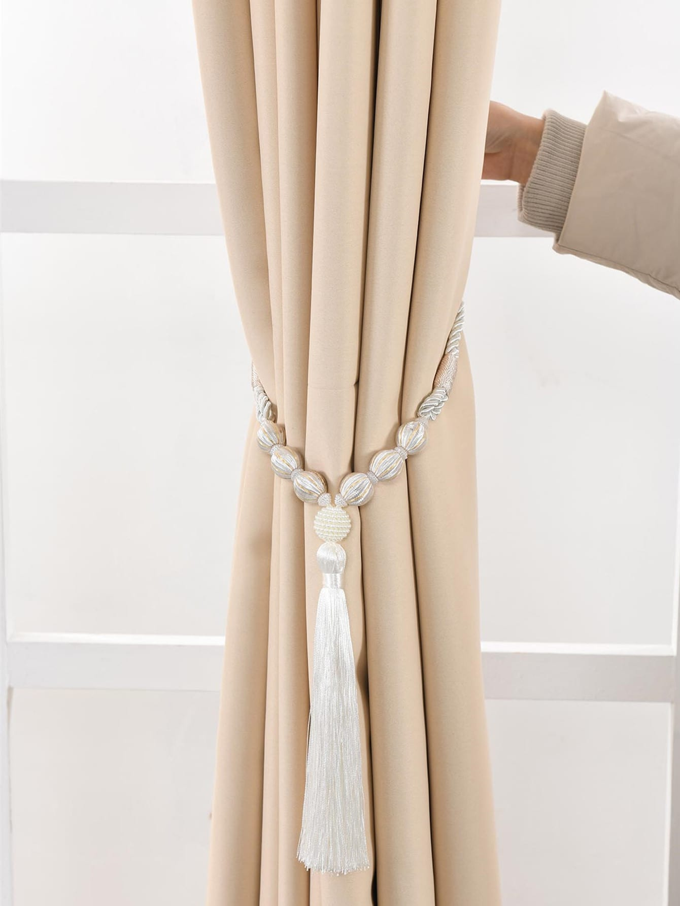 26386c46a7 Curtains, Shop Curtains Online | SHEIN UK