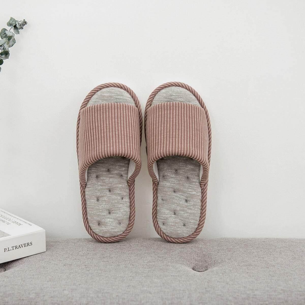 Розовый Повседневный Тапочки от SHEIN
