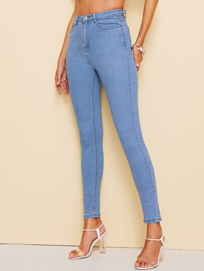 cb3c5d023b7e Women's Jeans, Denim Jeans for the ladies | SHEIN IN