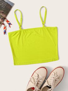Neon Lime Cami Top
