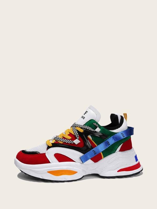 de814b381a Sneakers da uomo scamosciate con lacci