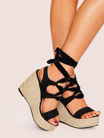 f05d88964d84 Compensées femme | Chaussures tendances | SHEIN