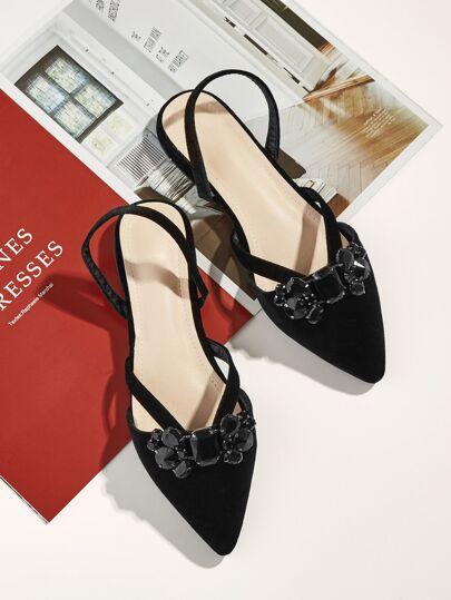 d783c96c17a Flats | Women's Flat Shoes, Flat Mules | SHEIN IN