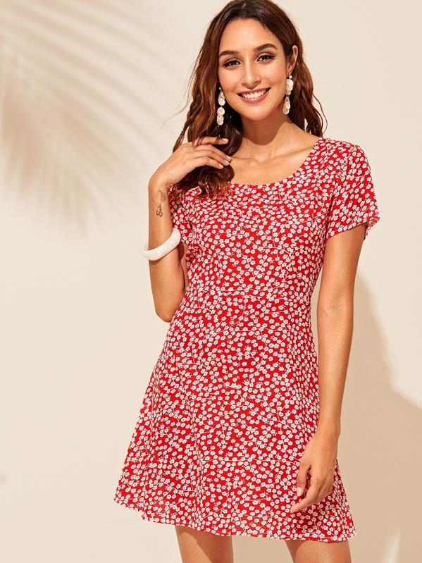 bd23bbebf3 Cheap Ditsy Floral Dress for sale Australia | SHEIN