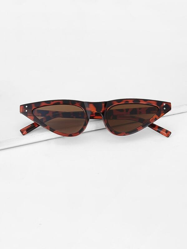 a730bac13865 Cheap Tortoiseshell Frame Cat Eye Sunglasses for sale Australia | SHEIN