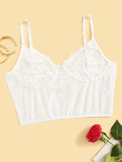 9a40c33d35069 Plus Size Intimates | Plus Size Intimates Online | SHEIN