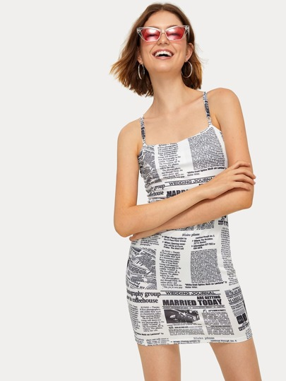 e11debc584 Slogan Print Contrast Mesh T-shirt Dress | SHEIN