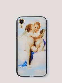 Angel Print iPhone Case