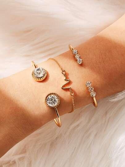 a9797191c2 Bracelets | Bracelets Online | SHEIN