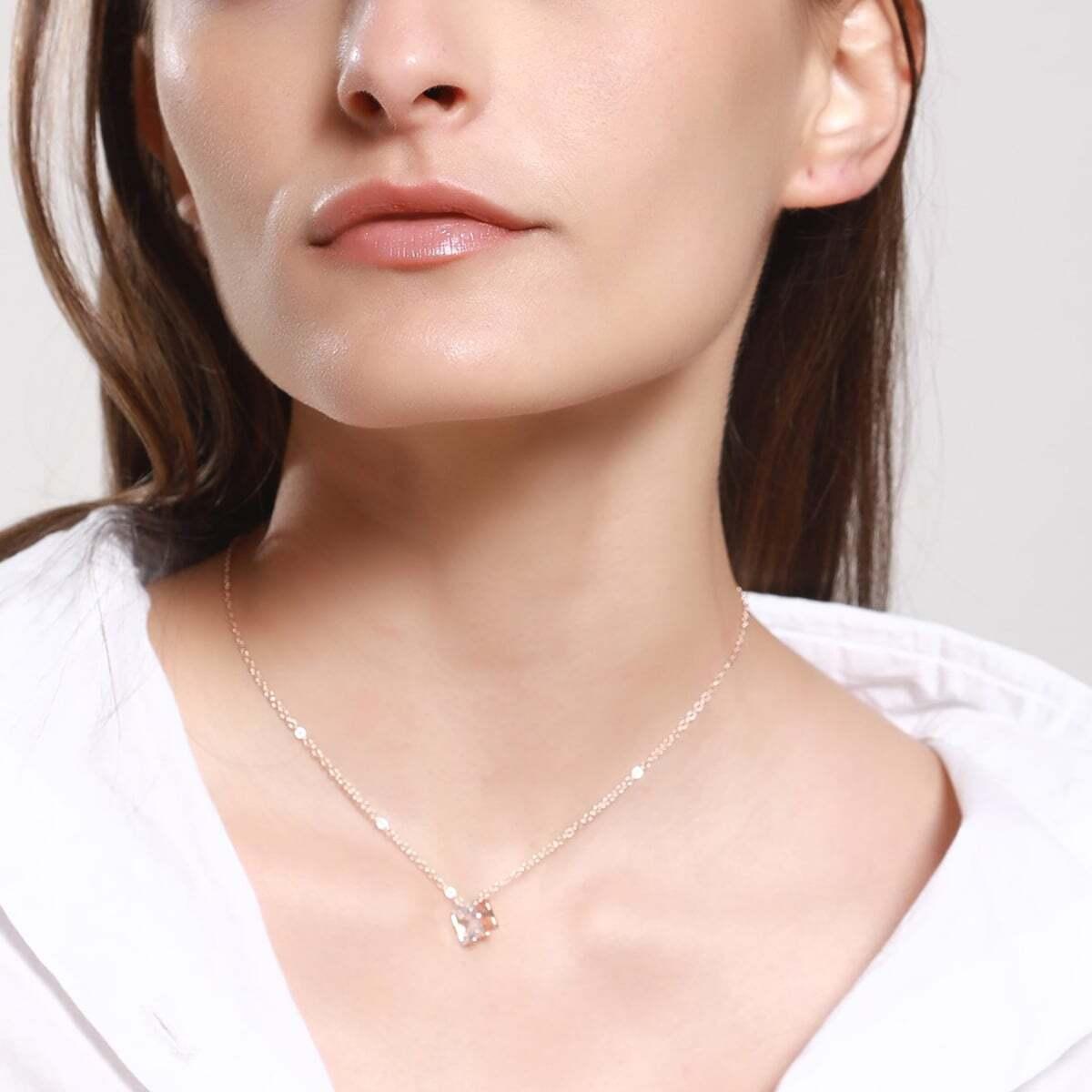 Золотые Повседневные Ожерелья от SHEIN