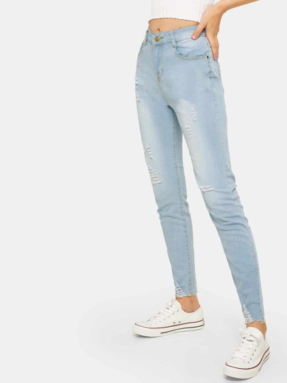 c034aacf66 Women's Jeans, Denim Jeans for the ladies | SHEIN IN