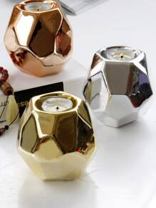 Geometric Candle Holder 1pc
