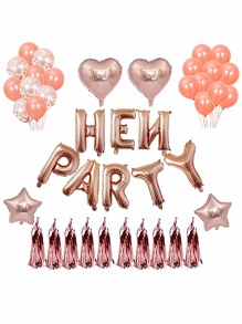Party Decorative Balloon Set
