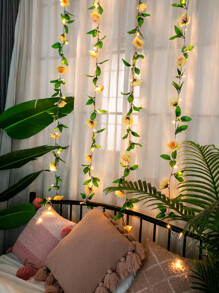 20pcs Bulb Flower String Light
