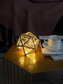 Geometric Shaped Night Light