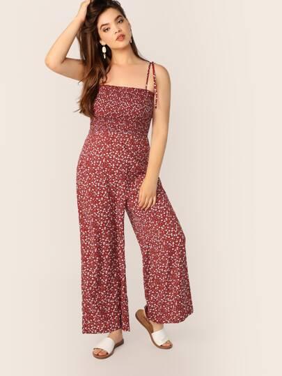 1d1ef6b58 Plus Size Jumpsuits, Shop Plus Size Jumpsuits Online | SHEIN UK