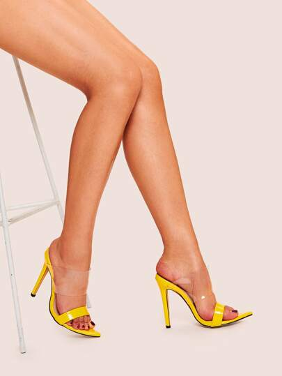 e58c389c424 Heels, High Heels & Kitten Heels | SHEIN IN