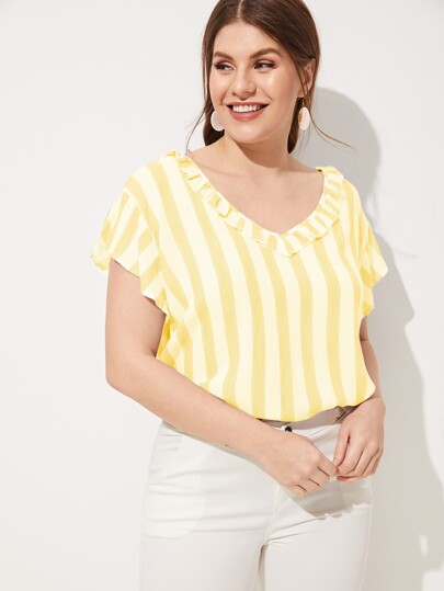 9d8ad71c55 Women's Plus Size Blouses, Shirts & Tops | SHEIN