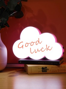 Cloud Shaped Night Light