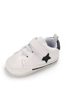 Baby Velcro Strap Sneakers