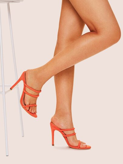 5a689e97167 Heels, High Heels & Kitten Heels | SHEIN IN