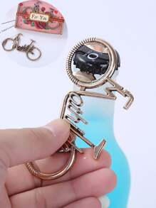 Bicycle Shaped Bottle Opener 1pc