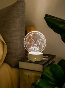 Ramadan Mini Table Lamp