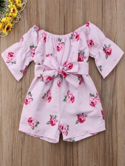 426634b64 Toddler Girl Jumpsuits | Toddler Girl Jumpsuits Online | SHEIN