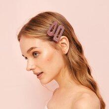 Glitter Hair Clip 2pcs