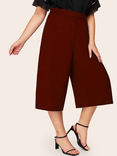 57b9d49c54 Pantalones cortos anchos - grande
