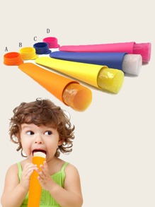 Hand-held Popsicle Mold 1pc