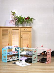 3 Layer Shoes Storage Rack 1pc