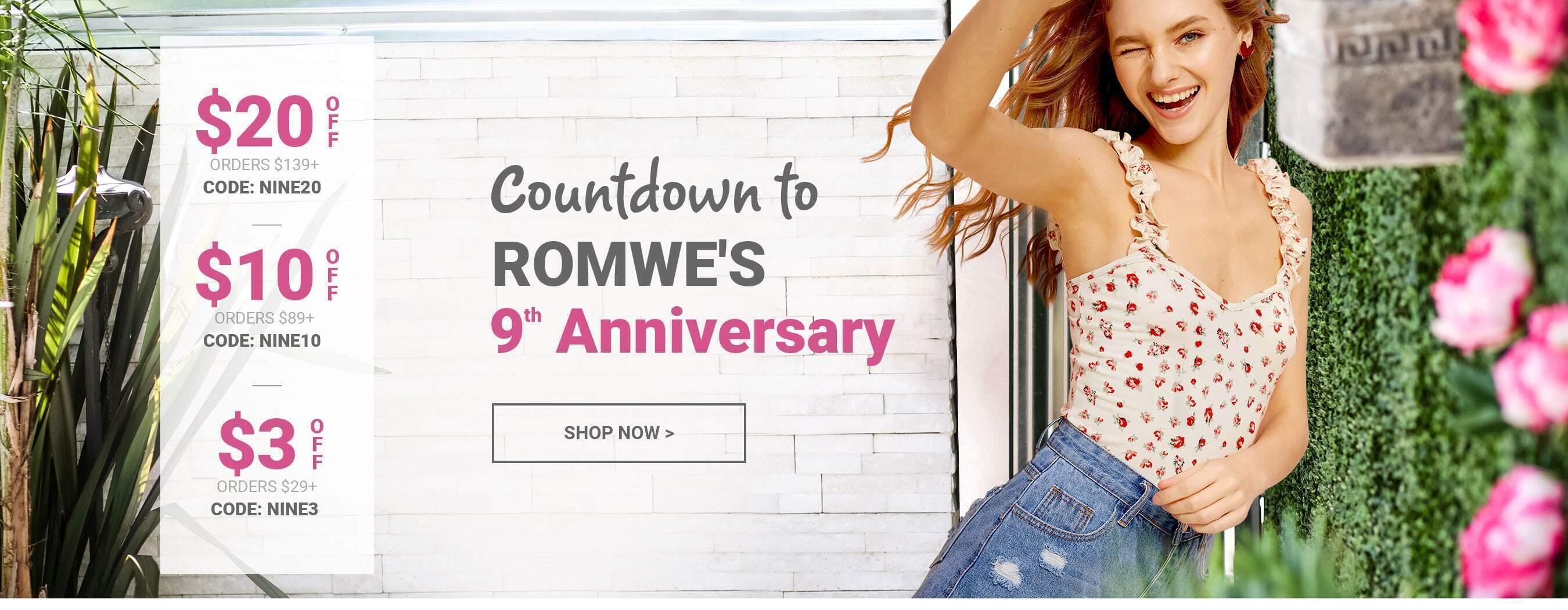 8eddf3c2e Shop The Latest Girls   Guys Fashion Trends at ROMWE