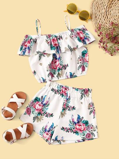 230d481e683 Toddler Girl Two-piece Outfits | Toddler Girl Two-piece Outfits ...