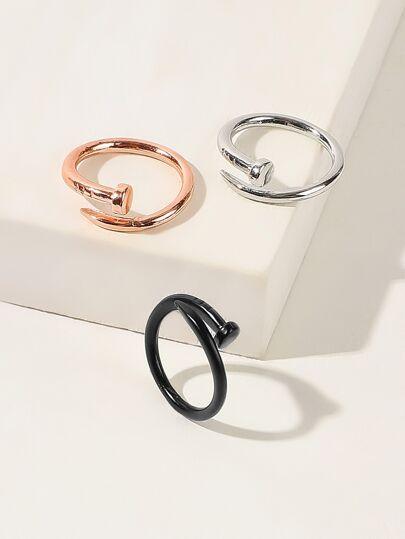 04f35cc7c6 Rings | Rings Online | SHEIN