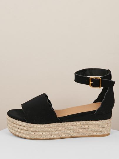 967cd954e77604 Chaussures Compensées | Boutique De Chaussures Compensées En Ligne ...