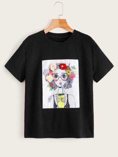 3d93b339 T-shirts & Tees |T-Shirts for Women - Buy Stylish Women's T-Shirts ...