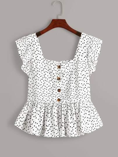 ab3442fbb40 Women's Blouses, Shirts & Dressy Tops | SHEIN