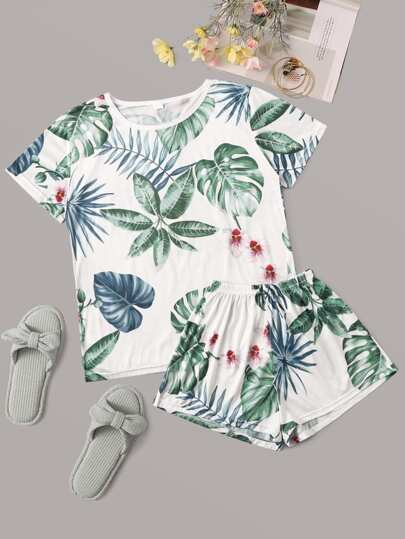 5d47be30067 Pajama Sets, Shop Pajama Sets Online   SHEIN UK