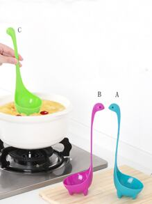 Dinosaur Design Soup Spoon 1pc
